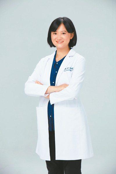 台北醫學大學附設醫院傳統醫學科婦科主任陳玉娟。圖/陳玉娟提供