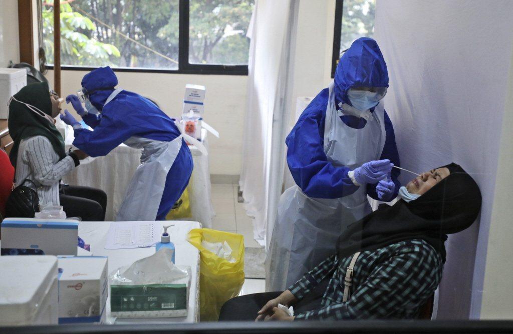 感染新冠肺炎會讓原來已發病的結核病症狀惡化,也容易啟動潛伏性結核感染者發病。 圖/美聯社