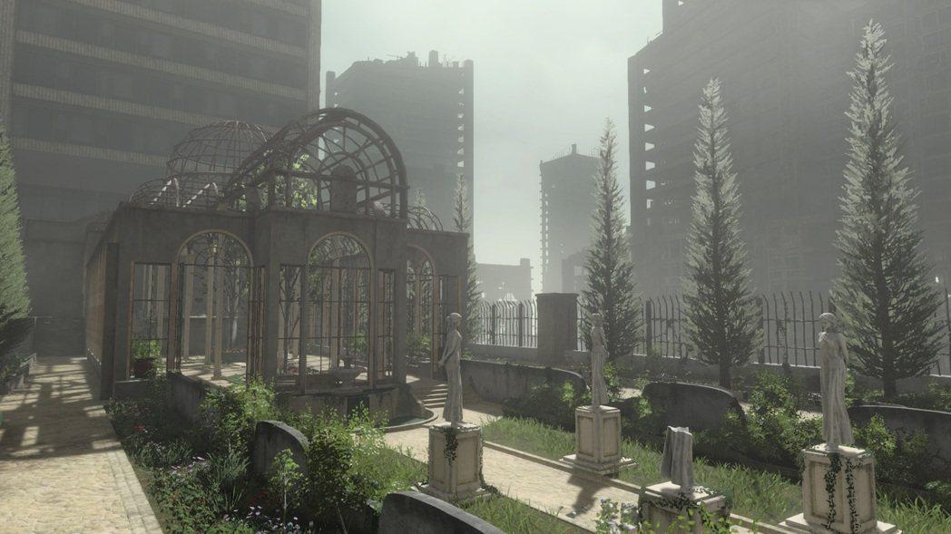 《尼爾:人工生命 ver.1.22474487139...》遊戲內截圖