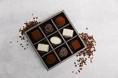 巧克力風格盛宴「黑金派對」:畬室╳興波咖啡聯名快閃,COFE、九日風等超過50個品牌齊聚