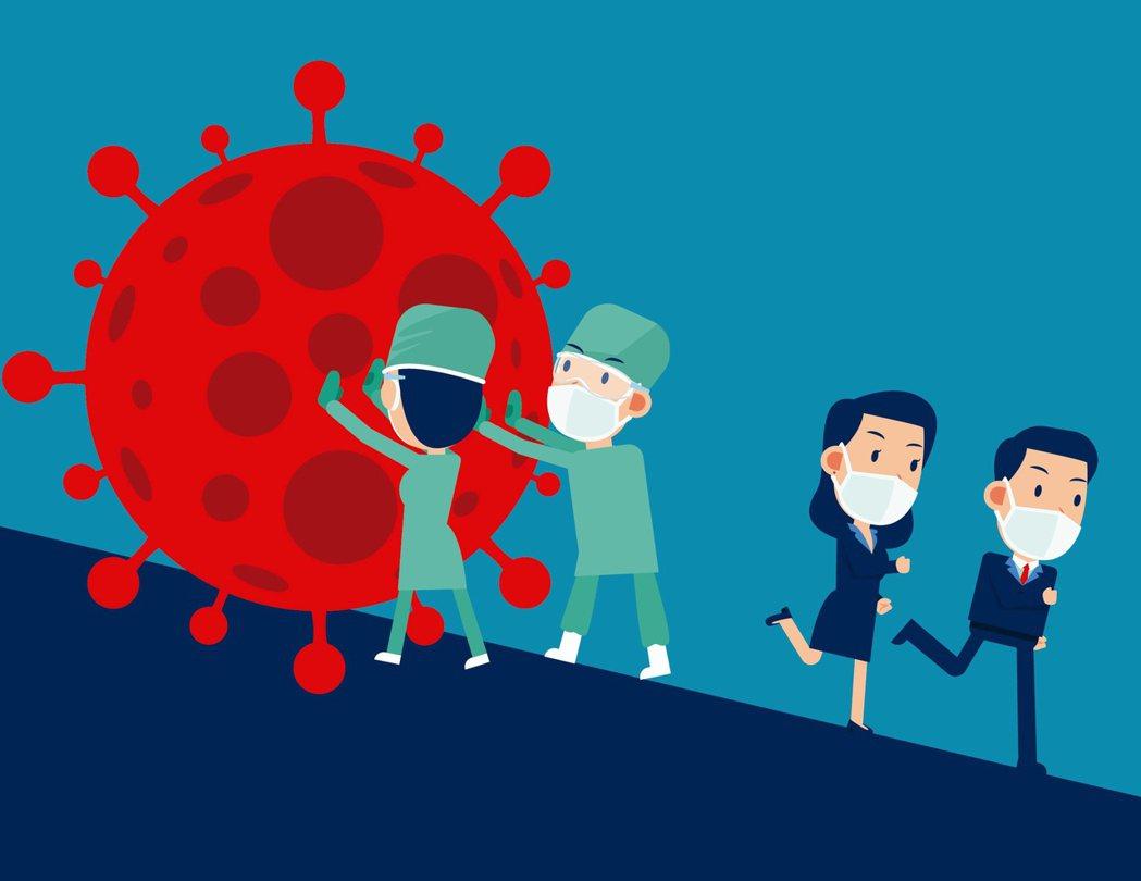 天氣變冷易生病,要如何避免病毒影響健康?醫師分析「新冠肺炎」與「流行性感冒」的相同與不同點