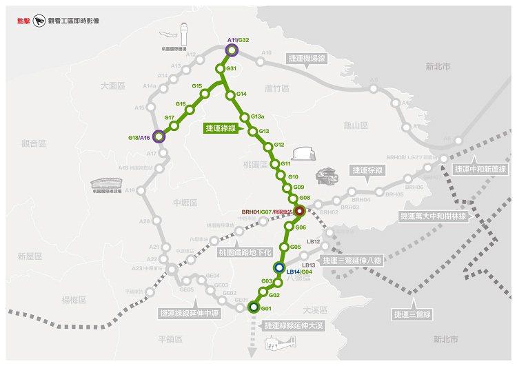 捷運綠線吸引新北延伸線買方搶先卡位。