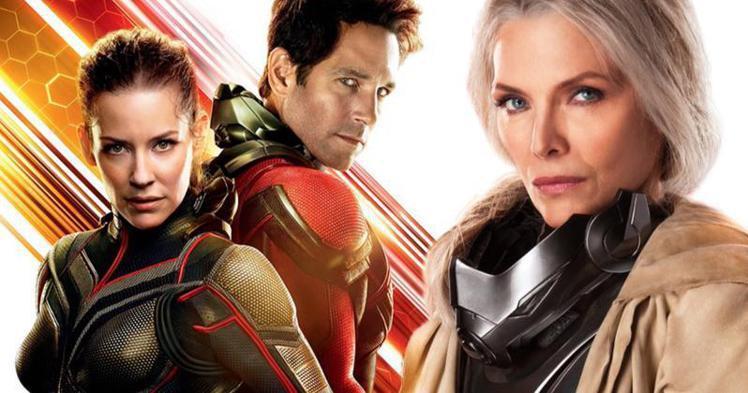「蟻人3」找回原班人馬,包括上一集才加入的蜜雪兒菲佛(右)。圖/摘自imdb