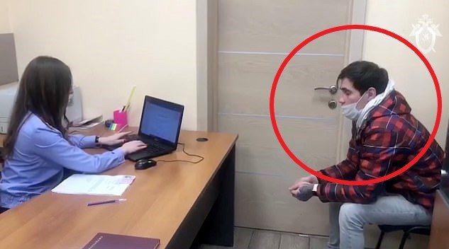 俄羅斯調查委員會隨後正式拘留列舍特尼科夫,並針對嚴重人身傷害導致死亡展開調查,列...