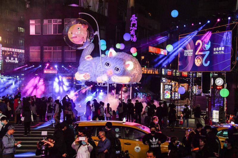 台北市政府今日宣佈,是時候讓「台灣燈會」回到最初開始的起點,因此已向交通部觀光局申請舉辦「2023台灣燈會」。 圖/北市觀傳局提供