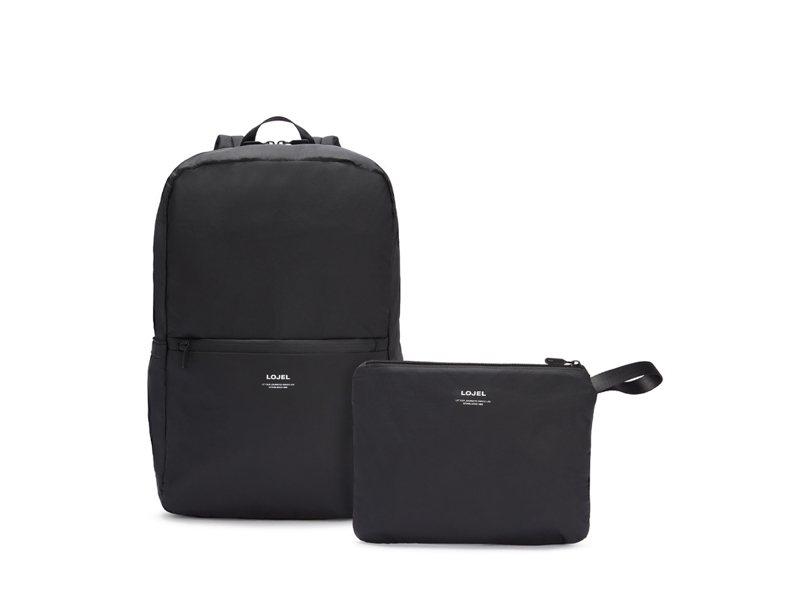 LOJEL Slash系列折疊後背包2,980元。圖/LOJEL提供
