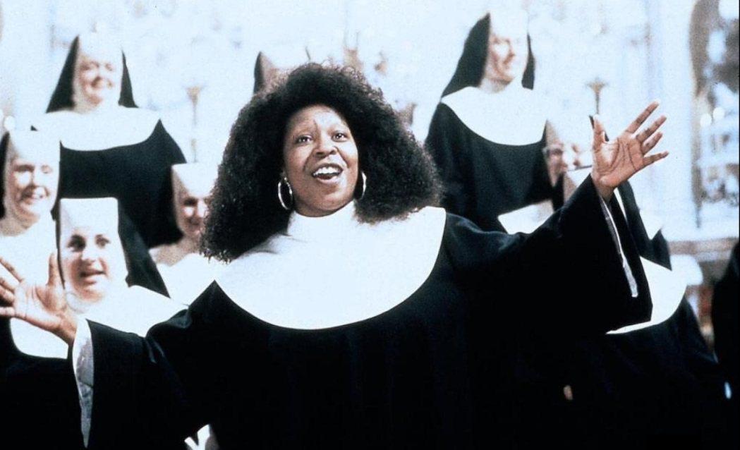 琥碧戈柏將回歸「修女也瘋狂」第3集,是Disney+強打新片。圖/摘自imdb
