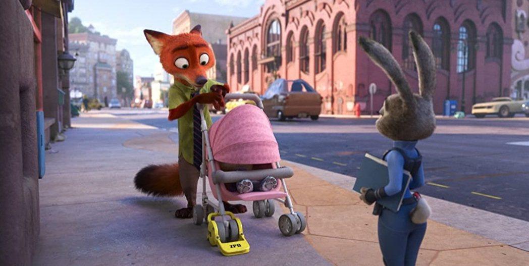 「動物方城市」將在Disney+上推出影集版。圖/摘自imdb