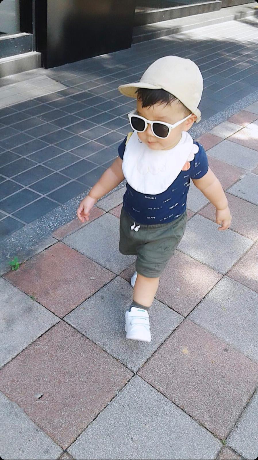 林珈安的兒子Eli目前1歲半。圖/凹凹凸凸娛樂工作室提供