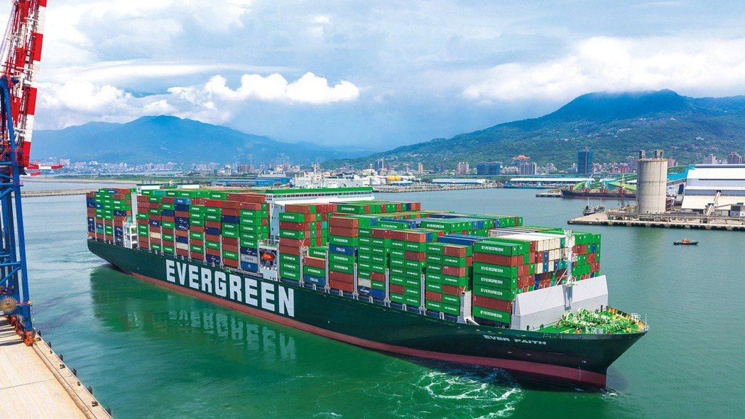 法人看好海運運價漲勢旺到2021年。(本報系資料庫)