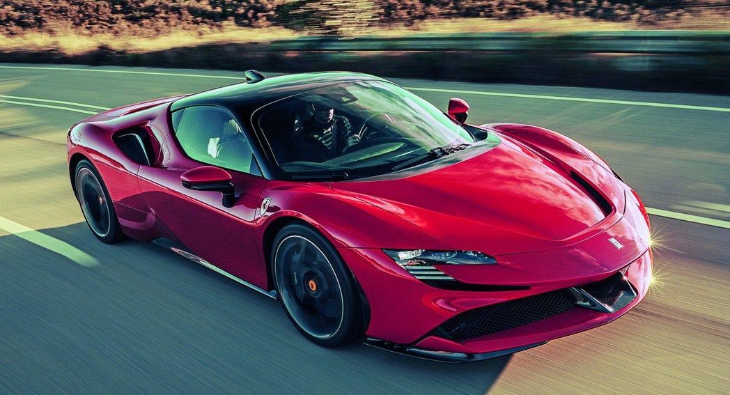 摘自Ferrari