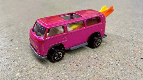 別小看Volkswagen Beach Bomb小模型車 身價竟超過新台幣400萬元!
