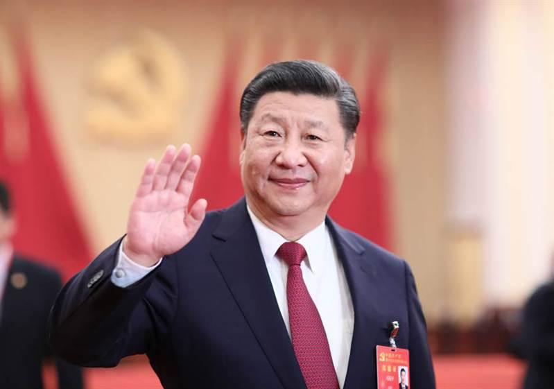 大陆国家主席习近平。新华社(photo:UDN)