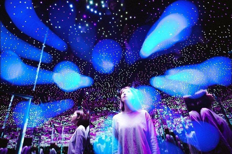 紅遍全球的超人氣「幻覺博物館」,免出國在台中就能體驗。圖/KLOOK提供