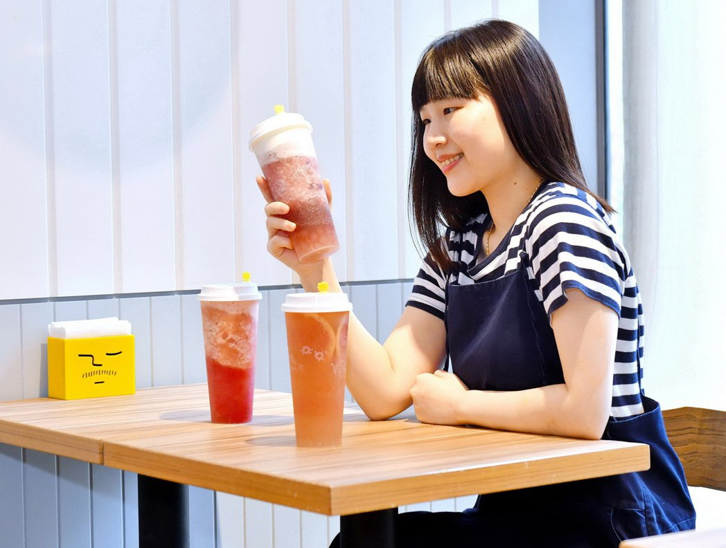 ICE MONSTER今年跨足茶飲市場。圖/ICE MONSTER提供