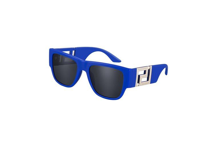 Versace Greca系列太陽眼鏡約7,200元。圖/Versace提供