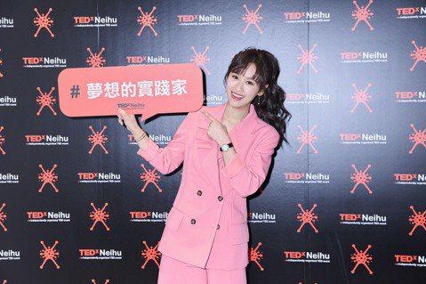 Sandy吳姍儒12日受邀參與2020 TED x Neihu 大會,擔任講者之一,以「一起,就很無敵」為題,分享她對後疫情時代認知。她明顯消瘦一圈,透露因上了營養學、生物學等課程,重新認識適合自己...