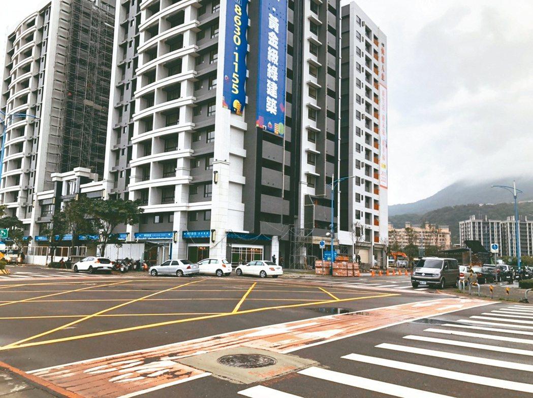 新北市八里生活機能較差,仍可找到總價千萬元以下的住宅。(本報系資料庫)