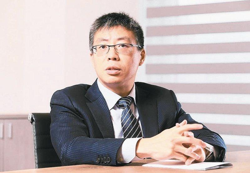 寶佳機構副董事長林家宏。本報資料照片