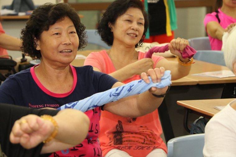 如何延緩衰老,是高齡者晚年生活的重點。示意圖。本報資料照片