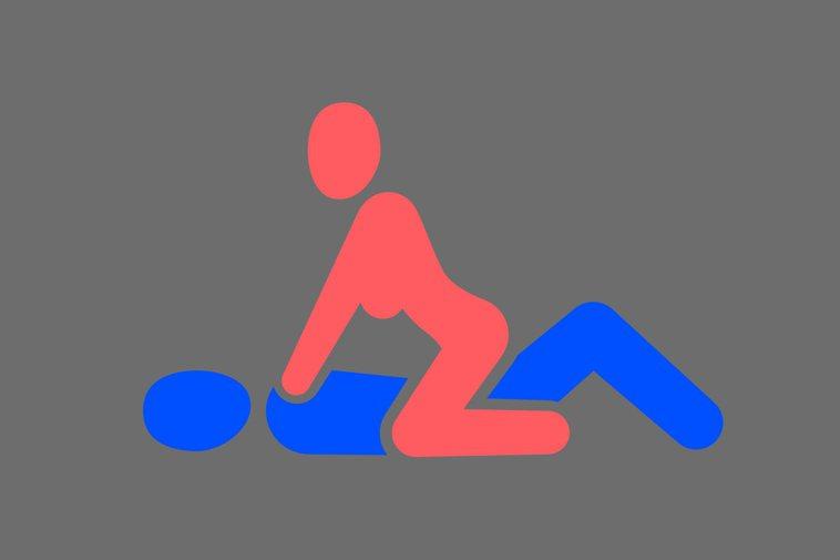姿勢對了,性福就有了!治療師教你3招容易高潮體位。圖/ingimage