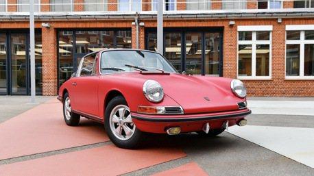 幫1967年的Porsche 911 S Targa找回昔日光彩 誰有這麼好技術?