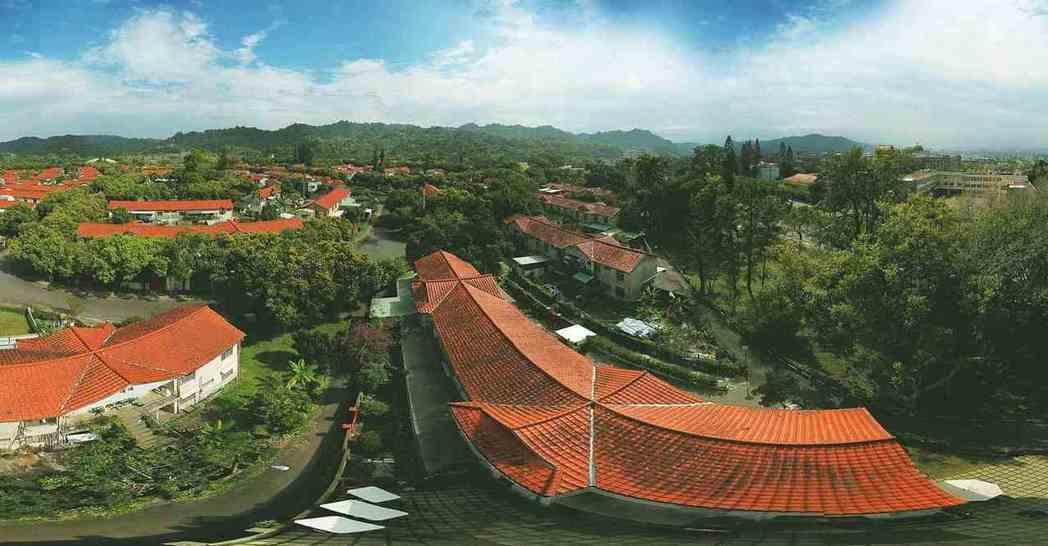 中興新村擁有全台獨樹一格的眷舍文化歷史和特色建築。 業者/提供