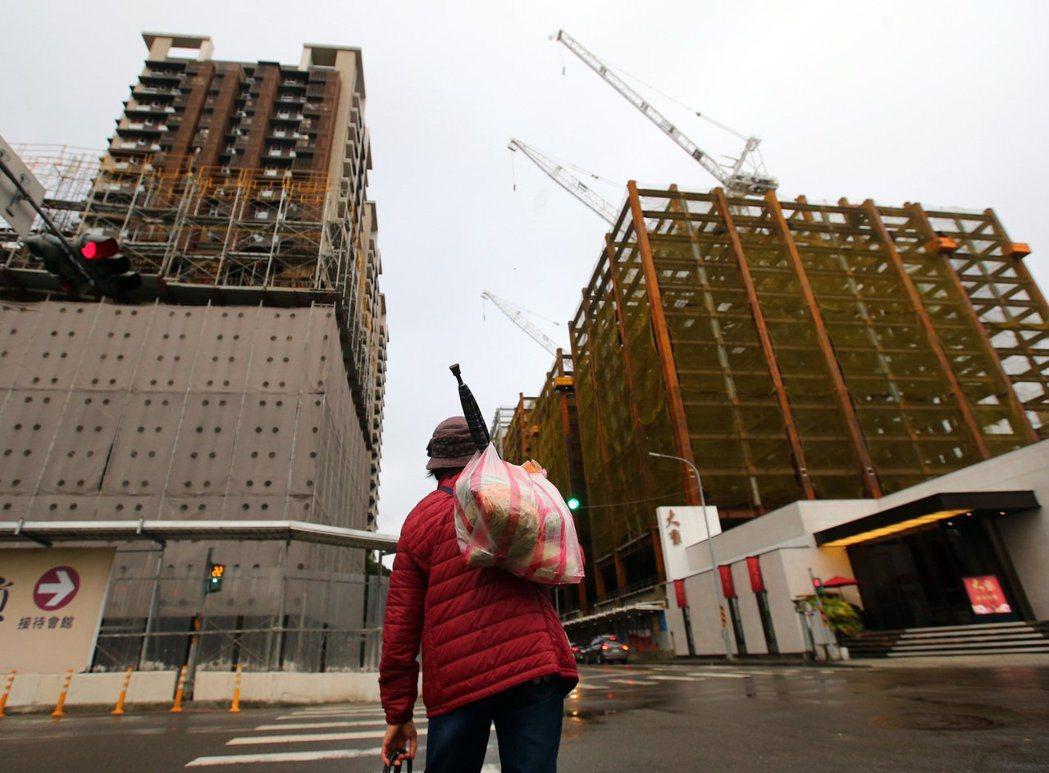 打炒房,金管會年底兩路並進,促銀行嚴控建商餘屋貸款,以及採行新的資本計提方式,建...