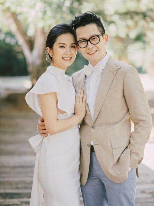 徐廷瑀和吳柏嘉是同事也是伴侶。圖/讀者提供