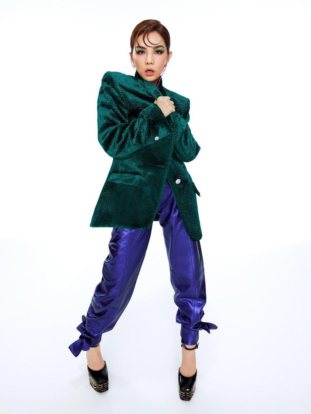Ella陳嘉樺將出席高雄跨年晚會唱壓軸。圖/民視提供