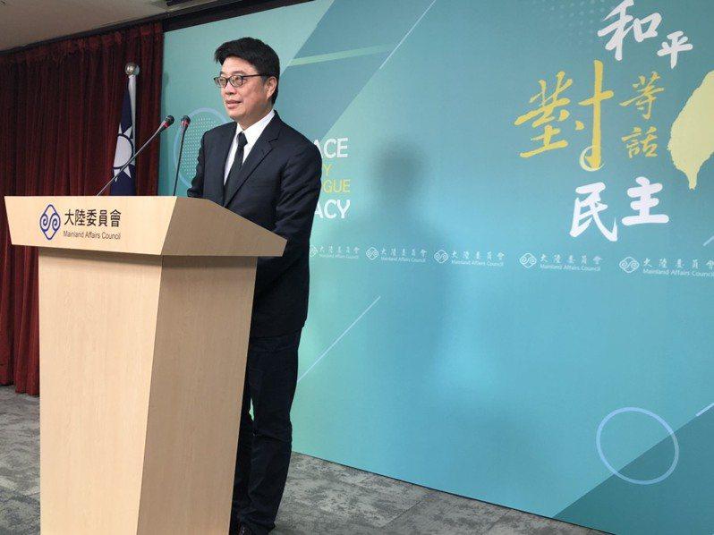 陸委會副主委兼策進會代理董事長邱垂正13日表示,香港的情勢複雜而嚴峻,但香港朋友仍要懷抱希望,台灣永遠替香港加油打氣。記者林汪靜/攝影