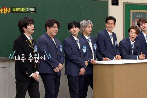 出道滿15年的韓流天團Super Junior(SJ)日前上綜藝節目「認識的哥哥」,接力爆料過去團體中不為人知的內幕。他們始終給粉絲團結形象,其實私下還是有摩擦,成員之間一度吵到大打出手,甚至冷戰數...