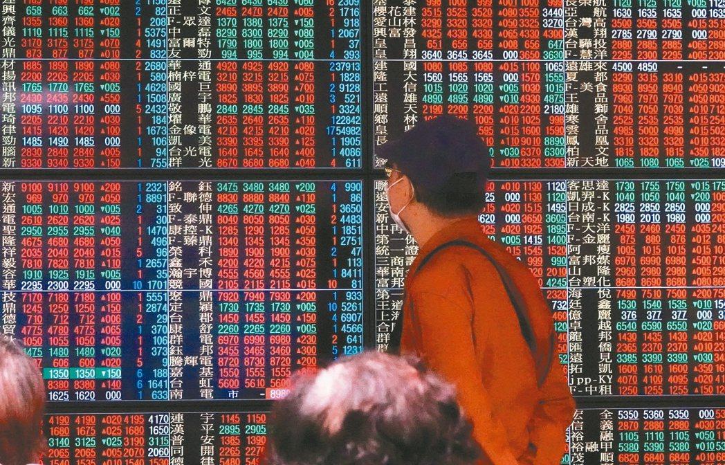 法人偏多看待台股後市。(本報系資料庫)