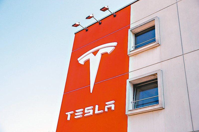 特斯拉今年定下交车50万辆的目标,若要达标,本季交车量需达18.1万辆,为历史新高。(路透)(photo:UDN)