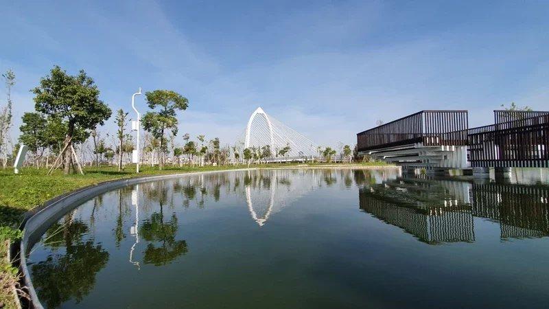 台中中央公園。  圖/台中市政府提供