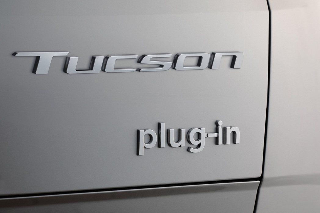 全新Hyundai Tucson Plug-in Hybrid身上所配置的13....