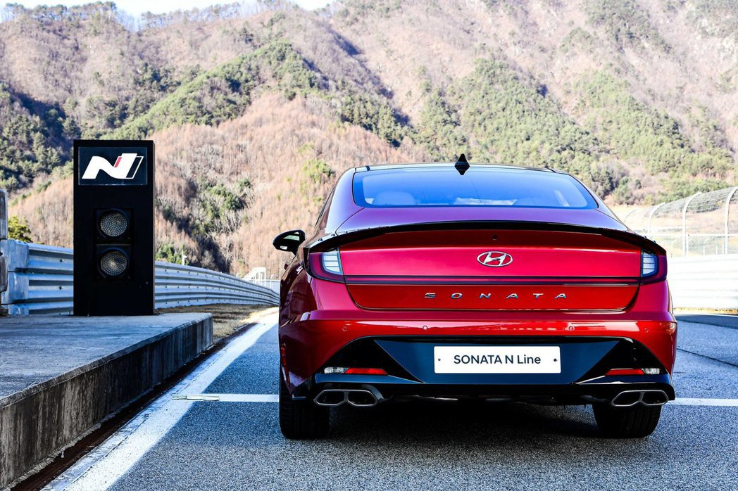 全新Hyundai Sonata N Line是Sonata車系問世迄今36年歷...