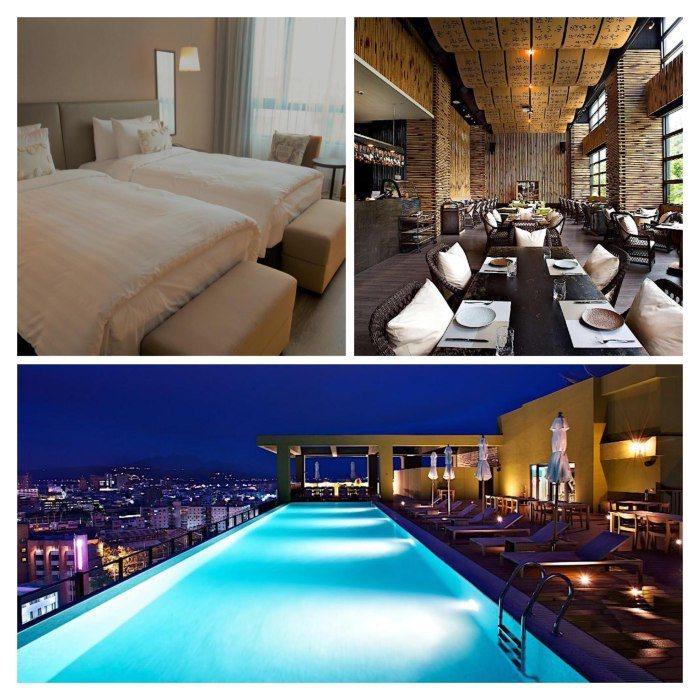 台東The GAYA Hotel渡假酒店。 圖/agoda