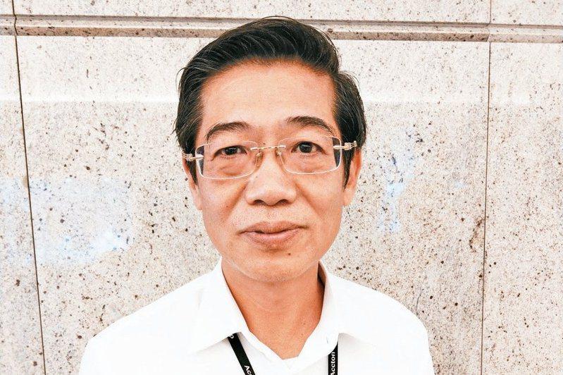 智邦董事長郭飛龍。報系資料庫