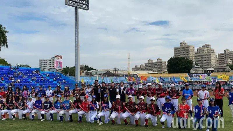 今年黑豹旗全國高中棒球開幕賽。圖/本報資料照片