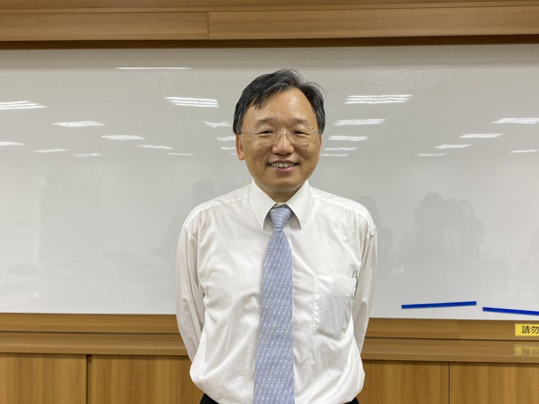 晶電董事長李秉傑(本報系資料庫)