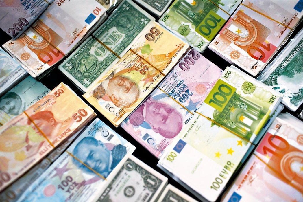 市場風險偏好降溫,新興債基金買氣暢旺。( )
