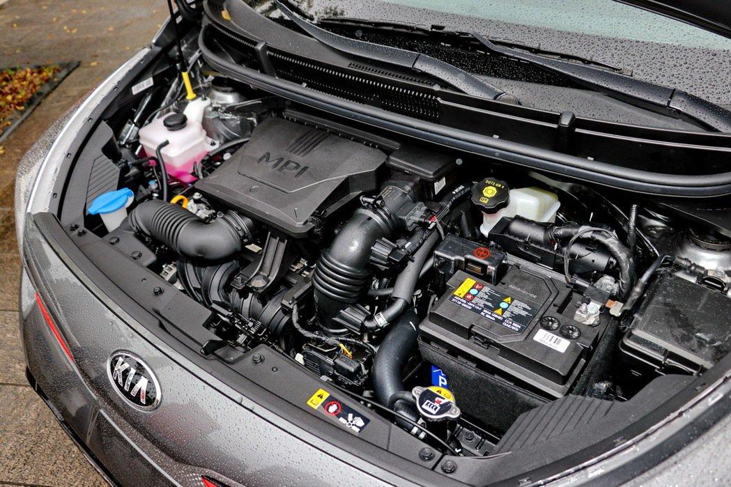All-new Picanto搭載KIA全新節能動力系統,以New 1.2 MP...
