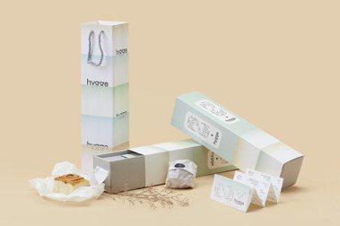 葉忠宜操刀設計、一次5款人氣肉桂捲禮盒,優雅莫蘭迪色裝進Fly Cafe、Miss V、呷滴等超強陣容