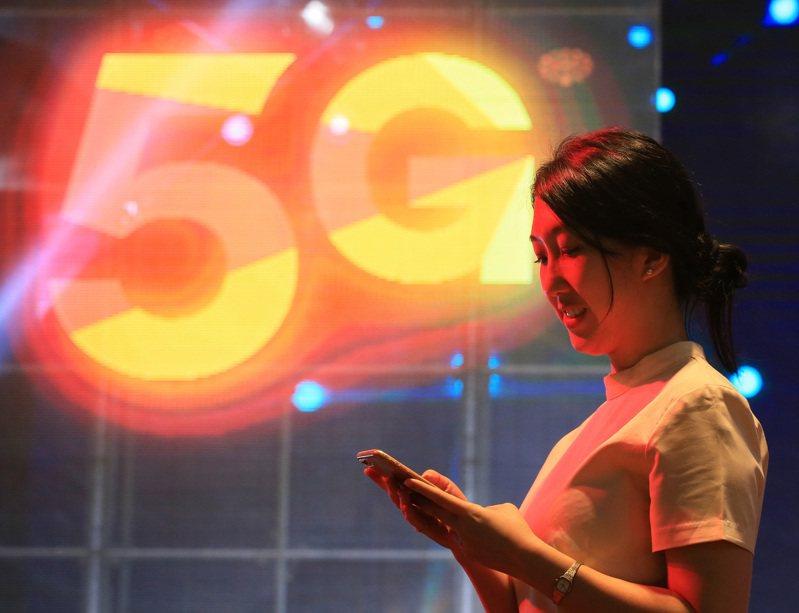 國內5G於年中正式開台,各種5G應用計畫也悄悄展開。本報資料照片 潘俊宏