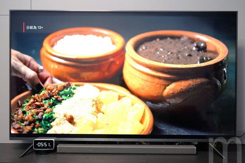 ▲以顯示器名義引進、搭載Android TV 9/0 Pie的「小米智慧顯示器 65型」