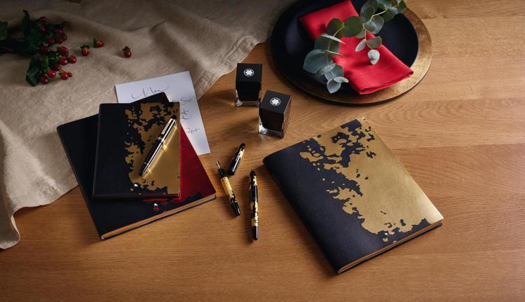 萬寶龍去年推出的「傑作系列書法之藝彈性筆尖鋼筆」系列,廣受市場與藏家熱愛。圖 /...