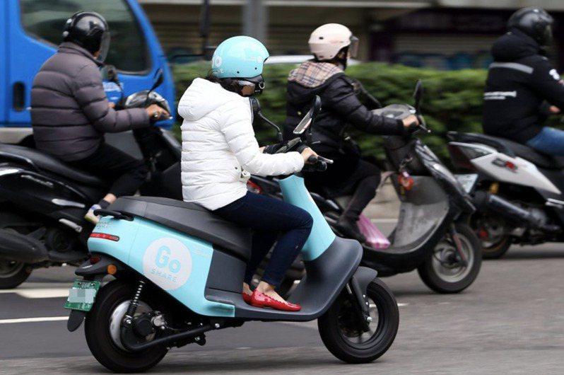 共享運具消費爭議頻傳,北市議員要求交通局督促業者設定車體賠償上限。聯合報系資料照