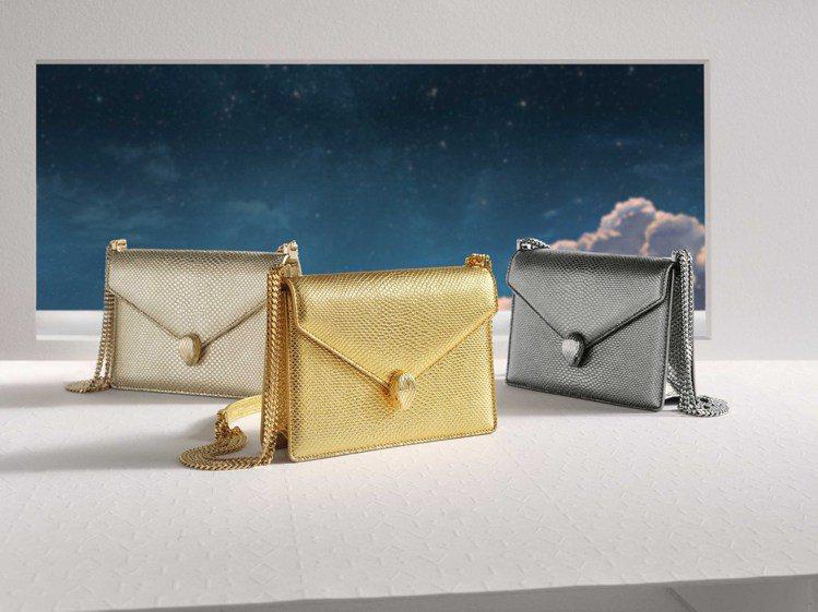 寶格麗冬季佳節形象廣告與櫥窗,以MORE THAN A WISH為主題,傳遞佳節...