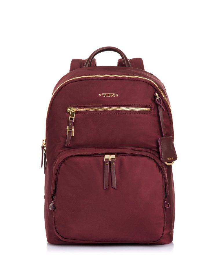 TUMI Voyageur Harper後背包15,800元。圖/TUMI提供